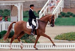 Peters Stefan, USA, Udon<br /> Olympic Games Atlanta 1996<br /> © Hippo Foto - Dirk Caremans<br /> 15/04/2021