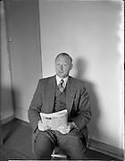 26/05/1956<br /> 05/26/1956<br /> 26 May 1956<br /> Mr. Lawrence Lynch, Senior Secretary, Road Transport Association, 3 Upper O'Connell Street, Dublin.