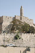 Israel, Jerusalem, The tower of David
