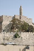 Israel, Jerusalem, The tower of David