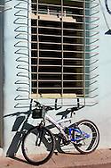 Bicycle in Bayamo, Granma, Cuba.