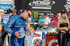 Monster Energy NASCAR Cup Series - 12 Aug 2018