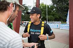 Geneva: Neymar becomes Handicap International ambassador - 16 Aug 2017