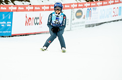 Carina Vogt of Germany during 2nd Round at Day 1 of World Cup Ski Jumping Ladies Ljubno 2019, on February 8, 2019 in Ljubno ob Savinji, Slovenia. Photo by Matic Ritonja / Sportida