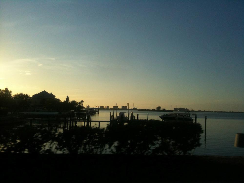 Photo by Matt Roth.Tuesday, December 20, 2011..iPhone photos from my family's vacation to Treasure Island Florida