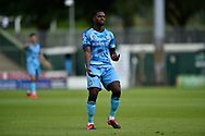 Sadou Diallo (23) of Forest Green Rovers during the Pre-Season Friendly match between Yeovil Town and Forest Green Rovers at Huish Park, Yeovil, England on 31 July 2021.