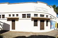 Prédio que abrigou a primeira sede da WEG, onde hoje funciona o Museu WEG. Jaraguá do Sul, Santa Catarina, Brasil. / Former headquarters of WEG company, where now is WEG Museum. Jaragua do Sul, Santa Catarina, Brazil.