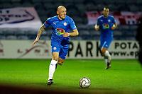 Sam Minihan. Stockport County FC 2-1 Barnet FC. Vanarama National League. Edgeley Park. 16.3.21