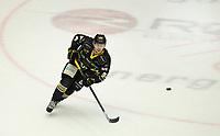 Ishockey Get-ligaen, Oilers - Lørenskog, 8.mars 2016  Mathias Trettenes satt inn 3-2 til Oilers i 2. periode.   Foto: Tore Fjermestad