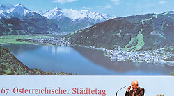 17.05.207, Zell am See, AUT, 67. Oesterreichischer Staedtetag, im Bild Städtebund-Präsident und Bürgermeister von Wien Michael Häupl (SPoE) // during the Austrian General Assemblies of the Cities in Zell am See, Austria on 2017/05/17. EXPA Pictures © 2017, PhotoCredit: EXPA/ JFK