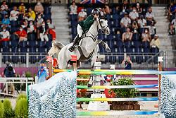 Sweetnam Shane, IRL, Alejandro, 350<br /> Olympic Games Tokyo 2021<br /> © Hippo Foto - Stefan Lafrentz<br /> 06/08/2021