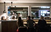 Stavanger, dinner at the bistrot Renaa Matbaren