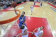 Danzica - Polonia 05 Agosto 2012 - TORNEO INTERNAZIONALE SOPOT CUP - Polonia Italia<br /> Nella Foto : LUIGI DATOME<br /> Foto Ciamillo