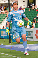 Rnd 14 2015 Perth Glory v Adelaide