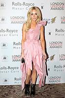 Nicola Hughes, London Lifestyle Awards, Lancaster London Hotel UK, 03 October 2016, Photo by Richard Goldschmidt