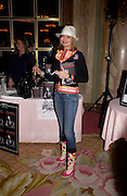 Countess Maya von Schonburg, Annabel, An Unconventional Life. Memoirs of Lady Annable goildsmith. The Ritz. 10 March 2004. ONE TIME USE ONLY - DO NOT ARCHIVE  © Copyright Photograph by Dafydd Jones 66 Stockwell Park Rd. London SW9 0DA Tel 020 7733 0108 www.dafjones.com