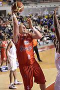 DESCRIZIONE : Roma Lega serie A 2013/14 Acea Virtus Roma Grissin Bon Reggio Emilia<br /> GIOCATORE : Brunner Greg<br /> CATEGORIA : tiro<br /> SQUADRA : Grissin Bon Reggio Emilia<br /> EVENTO : Campionato Lega Serie A 2013-2014<br /> GARA : Acea Virtus Roma Grissin Bon Reggio Emilia<br /> DATA : 22/12/2013<br /> SPORT : Pallacanestro<br /> AUTORE : Agenzia Ciamillo-Castoria/ManoloGreco<br /> Galleria : Lega Seria A 2013-2014<br /> Fotonotizia : Roma Lega serie A 2013/14 Acea Virtus Roma Grissin Bon Reggio Emilia<br /> Predefinita :