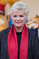 ]© Licensed to London News Pictures. 05/11/2017. London, UK. JULIE WALTERS  attends the Paddington Bear 2 UK film premiere. Photo credit: Ray Tang/LNP