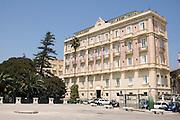 Hotel Des Etrangers et Miramare, Siracusa, Syracuse, Sicily, Italy, July 2006