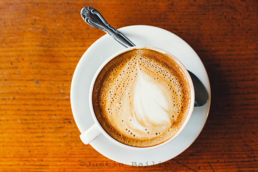 Astoria Coffee House and Bistro. Astoria, Oregon.