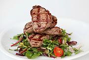 Char Grilled fillet beefsteak