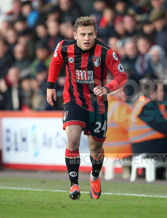 Bournemouth's Ryan Fraser in action during the Premier League match at the Vitality Stadium, London. Picture date December 4th, 2016 Pic David Klein/Sportimage