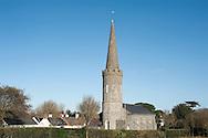 Torteval church (St Philippe de Torteval), Guernsey, Channel Islands © Rudolf Abraham
