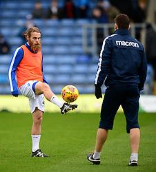 Stuart Sinclair of Bristol Rovers - Mandatory by-line: Alex James/JMP - 10/02/2018 - FOOTBALL - Kassam Stadium - Oxford, England - Oxford United v Bristol Rovers - Sky Bet League One