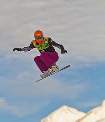 07.12.2010,AUT, Schlegelkopf, Lech am Arlberg, LG Snowboard, FIS Worldcup SBX, im Bild Moll Susanne, AUT, #37, EXPA Pictures © 2010, PhotoCredit: EXPA/ P. Rinderer