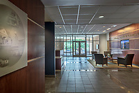 Interior Photo of Whitman Requardt Office Building in Baltimore MD by Jeffrey Sauers of Commercial Photographics