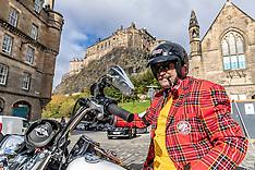 Distinguished Gentleman's Ride, Edinburgh, 30 September 2018
