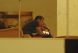 October 3, 2017 - Na - Cascais, 10/02/2017 - Concentration of the National Futenol Team at the Hotel Mirage in Cascais. Fernando Santos  (Credit Image: © Atlantico Press via ZUMA Wire)