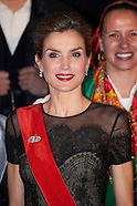 112816 Spanish Royals Official Visit to Portugal - Day 1
