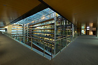 219/Mayo//2016 Madrid.<br /> Edificio de Endesa propiedad de Merlín Properties.<br /> <br /> © JOAN COSTA