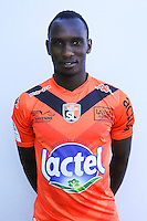 Alassane Ndiaye of Laval during Laval squad photo call for the 2016-2017 Ligue 2 season on September, 7 2016 in Laval, France ( Photo by Philippe Le Brech / Icon Sport )