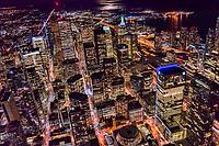 Financial District feat. King Street (center)