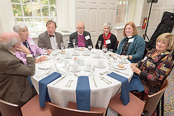 Berkeley Graduate Society Luncheon at the Berkeley Divinity School at Yale University. 20 October 2015