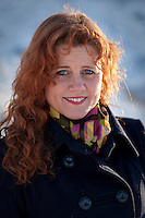 Helga Kristín Gunnarsdóttir, writer of children's books.