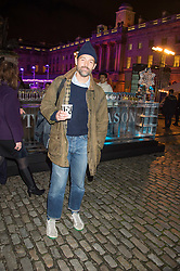 PATRICK GRANT at the launch of Skate at Somerset House in association with Fortnum & Mason held at Somerset House, The Strand, London on 17th November 2015.