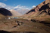 PUENTE DEL INCA, PROVINCIA DE MENDOZA, ARGENTINA