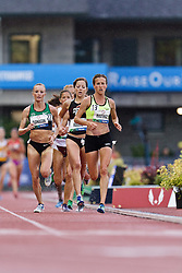 Olympic Trials Eugene 2012: women's 10,000 meter final, Any Hastings leads on way to win and qualifiying for Olympic team