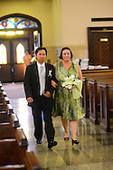 TRENTON, NJ - JULY 7: Annie & Hung - July 7, 2012 - Trenton, New Jersey. (Photo by William Thomas Cain/Cain Images)