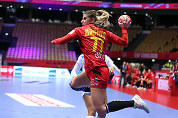 HERNING, DENMARK - DECEMBER 4: EHF Euro 2020 Group A match between France and Montenegro in Jyske Bank Boxen, Herning, Denmark on December 4, 2020. Photo Credit: Allan Jensen/EVENTMEDIA.