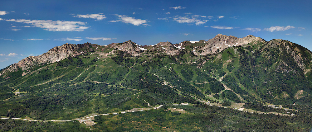Snow Basin Ski Resort