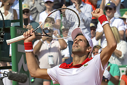 April 18, 2018 - Monaco, France - Novak Djokovic  (Credit Image: © Panoramic via ZUMA Press)
