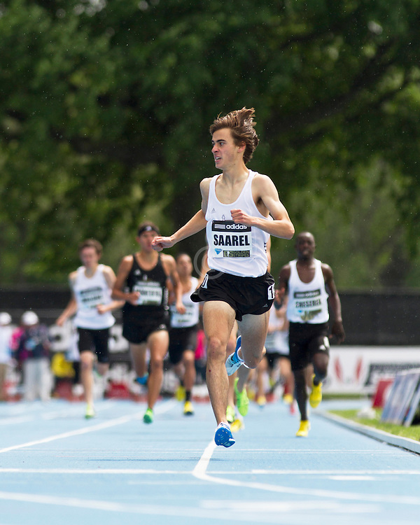 adidas Grand Prix track & field meet:  boys Dream Mile