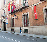 Spain, Madrid, Jewish centre and museum on Calle Mayor