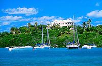 Near St. George, Bermuda