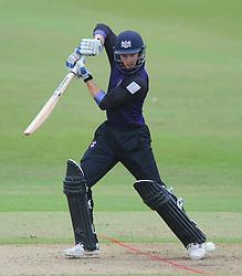 Chris Dent of Gloucestershire  - Photo mandatory by-line: Dougie Allward/JMP - Mobile: 07966 386802 - 14/07/2015 - SPORT - Cricket - Cheltenham - Cheltenham College - Natwest T20 Blast