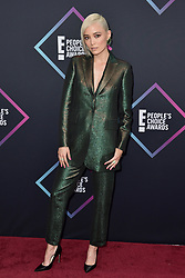 Pom Klementieff attends the People's Choice Awards 2018 at Barker Hangar on November 11, 2018 in Santa Monica, CA, USA. Photo by Lionel Hahn/ABACAPRESS.COM